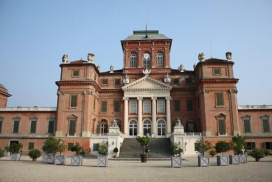 Racconigi Castle by annalisa bianchetti