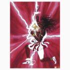 CHANGO - Orisha of Thunder & Lightning by cjjuzang