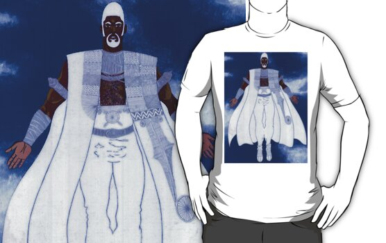 OBATALA - Orisha of the White Cloth by cjjuzang