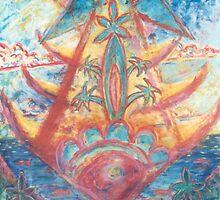Fish Isle Dream by starryseas