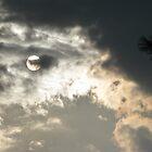 Moon-like Sunset by LeeHicksPhotos