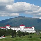 Mount Washington Hotel, Mount Washington by LeeHicksPhotos