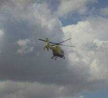 air ambulance by dinoted