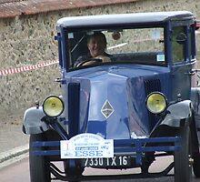 Happy Motoring! by Colin Morley