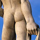 Athlete Statue at Foro Italico, Rome, Italy  by Petr Svarc