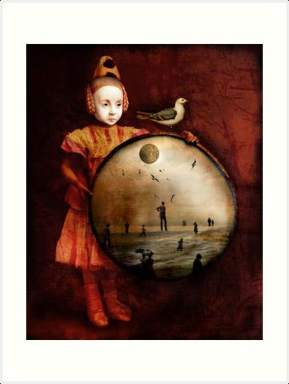 The voyage by Catrin Welz-Stein