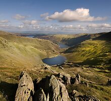 Small Water Tarn - Cumbria by eddiej