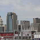 Cincinnati by D.M. Mucha