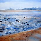 Swansea Bay by Ruth S Harris