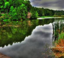 Lake Treman HDR by PJS15204