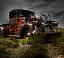 The Farm Truck by Gregory Collins