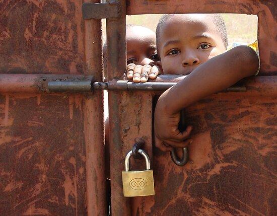 Security Conscious by rinajoy