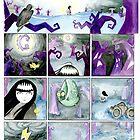 Lazos rotos, p.2 by StephMmm