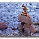 The Little Mermaid of Copenhagen  by John44