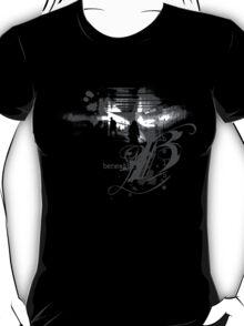 beneath and below T-Shirt