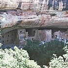 Spruce House, Mesa Verde, Colorado by Adrian Paul