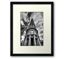 Esplanade Tower Framed Print