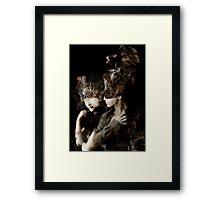 Temperance Framed Print