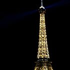 Eiffel Tower by Night by sunnykalsi