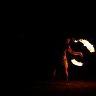 Fire Dance  by Anna  Ellis