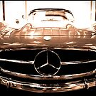 300SL Roadster by 80Y2C2