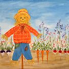 Scarecrow by Ilunia Felczer