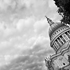 St Pauls Cathedral London by sunnykalsi