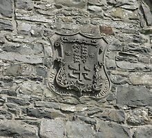 On The Wall - Llanrwst,N.Wales by Trevor Kersley