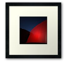 where the jigsaw meets Framed Print