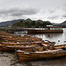 Derwent Water by Jon Tait