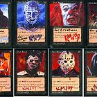 Altered Cards: Movie bad guys by kenmeyerjr