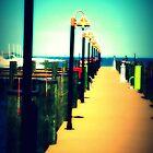 Summer Pier by TaraShu