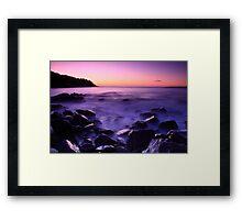 Maddox Cove Framed Print