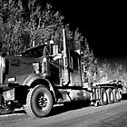 Dirty Rig in IR by peaceofthenorth