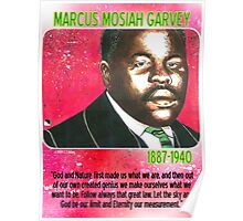 Marcus Mosiah Garvey Poster