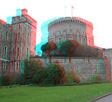 Windsor Castle 3D by Andreas Altmann