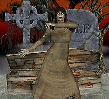 Risen .. A Zombie Tale by LoneAngel