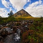 Buachaille Etive Mor by Chris McIlreavy
