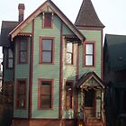 Victorian Style House by Felicia722