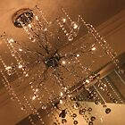 Wired Chandelier by Jennifer Rigsby