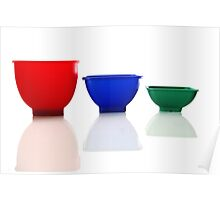 Measuring Cups Poster