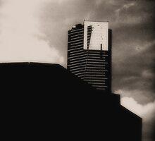 Mordor.( Eureka Tower Melbourne ) by Andrew  Makowiecki