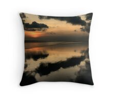 Event Horizon Throw Pillow
