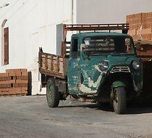 3-wheel truck by Bowen Bowie-Woodham
