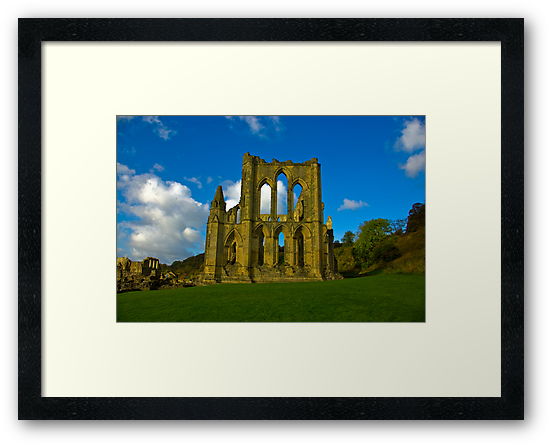 Rievaulx Abbey #3 by Trevor Kersley