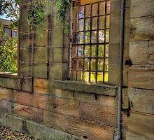 Inside Out - Tarban Creek Lunatic Asylum - The HDR Experience by Philip Johnson