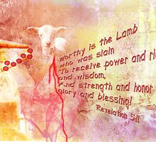 Worthy is the Lamb by Olga