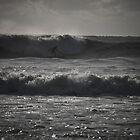 Surfing Nor Eastah by Jason Lee Jodoin