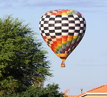Landing in the Neighborhood by mgramley