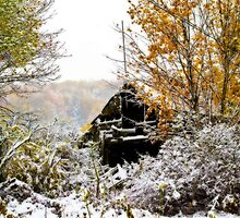 October Snow by BigD